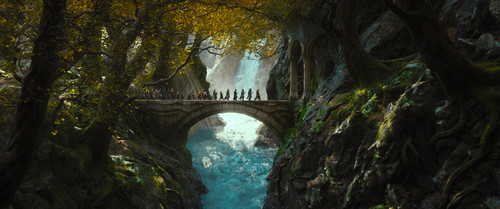 द हॉबिट वॉलपेपर probably with a railroad tunnel titled The Hobbit: The Desolation of Smaug [HD] तस्वीरें