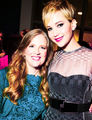 Suzanne and Jennifer - the-hunger-games photo