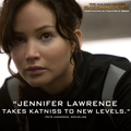 Jennifer Lawrence as Katniss - the-hunger-games photo