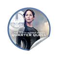 HG Sticker - the-hunger-games photo