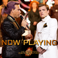 Catching Fire Now Playing - the-hunger-games photo
