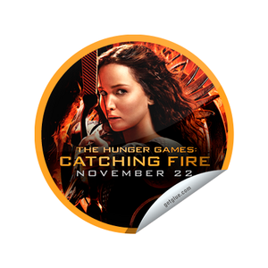 Catching Fire Stickers