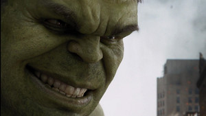 Hulk in The Avengers