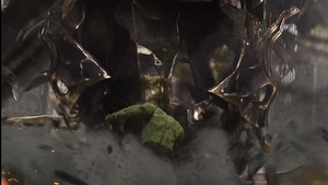 Hulk in The Avengers