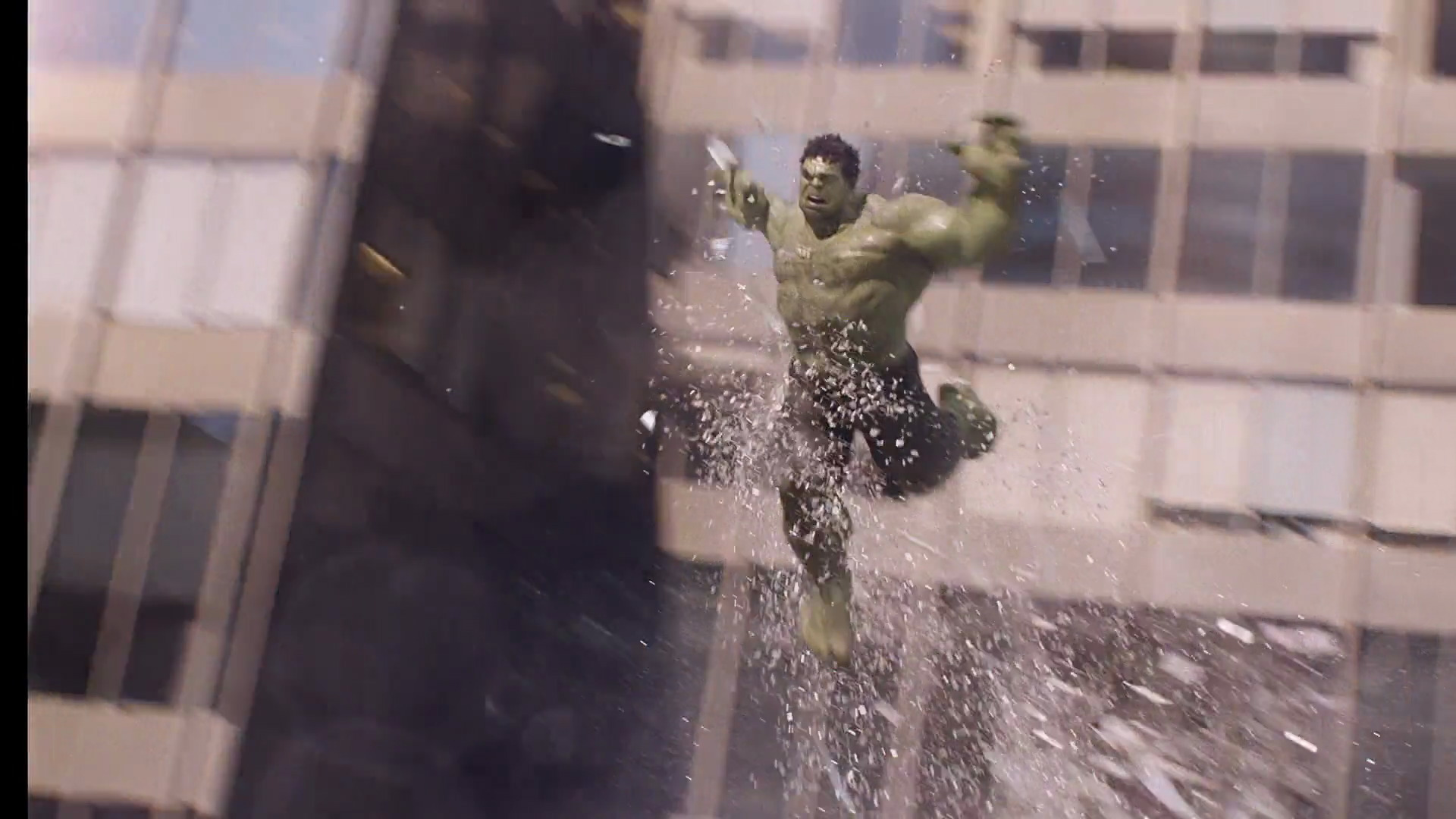 Hulk in The Avengers - The Incredible Hulk Photo (36100709 ...