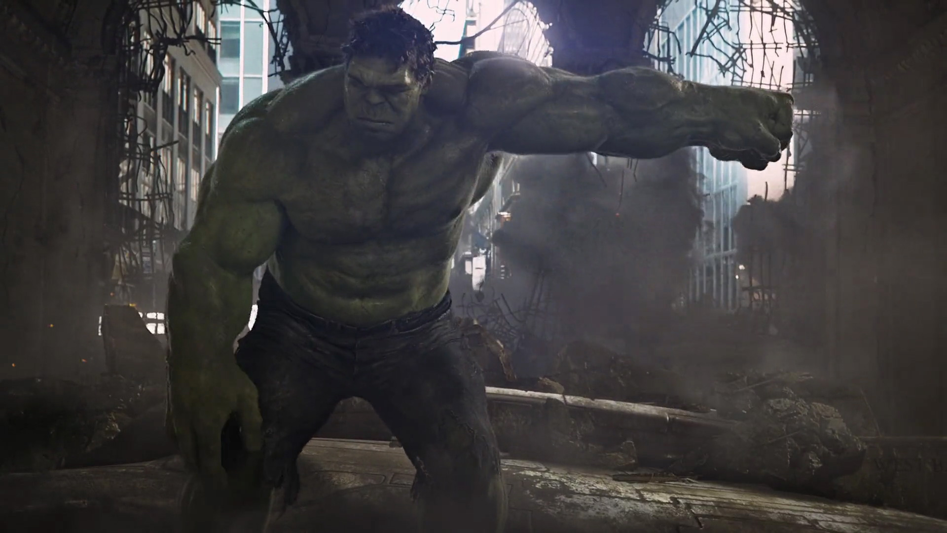 Avengers April: The Incredible Hulk (2008) | Brad Stratton.com