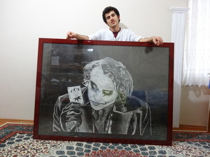 Joker Charcoal (for sale)