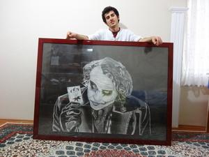 Joker Charcoal (for sale)