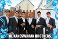 The Kaneswaran Brothers - the-wanted fan art