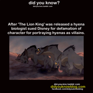 did you know?!