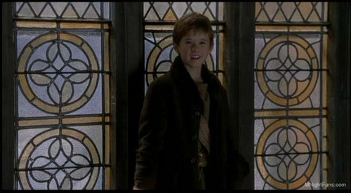 The Sixth Sense wallpaper with a stained glass window called The Sixth Sense Caps