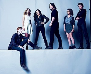 VA Cast Photoshoot