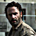 Rick Grimes 4x01 - the-walking-dead icon