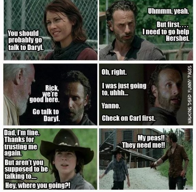 carl and rick relationship quotes