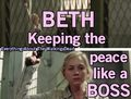 Beth Greene  - the-walking-dead fan art