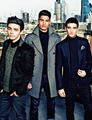 Nathan Siva Tom - the-wanted photo