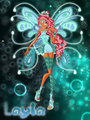 Layla Deluxix - the-winx-club fan art