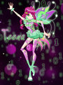 Tecna Deluxix - the-winx-club fan art