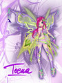 Tecna Personix - the-winx-club fan art