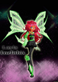 Layla Enelithix. - the-winx-club fan art