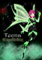 Tecna Enelithix. - the-winx-club fan art