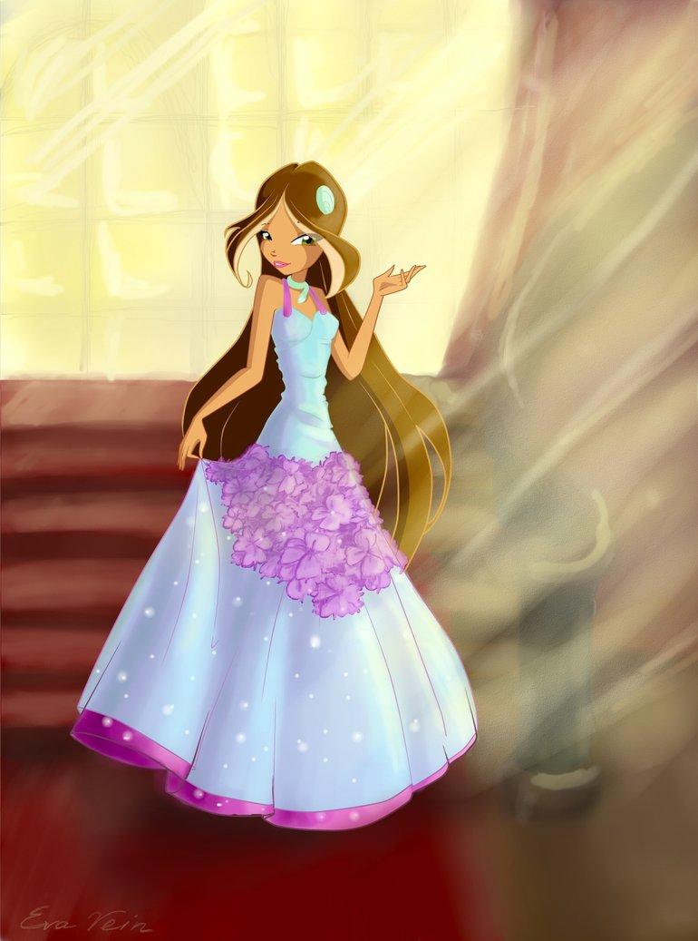 Flora ~ 花 Dress