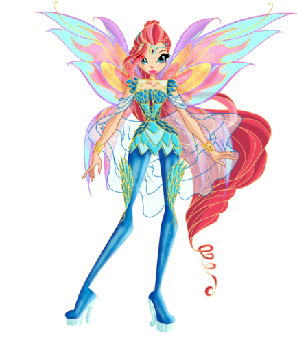 Bloom Bloomix. - the-winx-club Fan Art