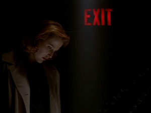 Dana Scully hadiah