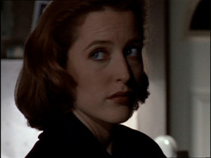 Dana Scully trophée