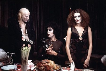 Rocky Horror Picture दिखाना