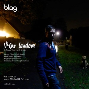 Tom Hardy - Blag Clothing