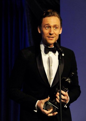 Tom at The Standard Evening Awards