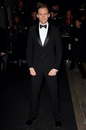 Tom at The Standard Evening Awards
