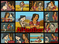 Alheather       - total-drama-island photo