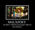 MalxZoey!! - total-drama-island photo