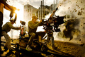 Michael Bay - Explosions - transformers photo