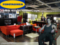 FENGTASIKEA Swedish Vampire furniture store - true-blood photo