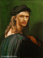True Blood - Classic paintings -  Eric Northman  - true-blood photo