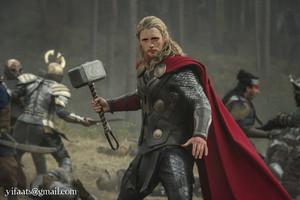 Eric Northman Thor