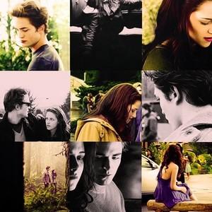 Bella sisne and Edward Cullen <3