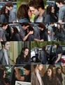 Bella, Edward and Jake in New Moon - twilight-series photo