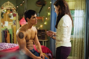 Bella and Jake New Moon