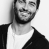 Tyler Hoechlin picha containing a portrait entitled Tyler ikoni