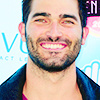 Tyler Hoechlin picha with a portrait entitled Tyler ikoni