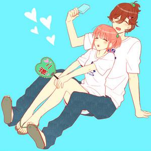 Haruka x Reiji