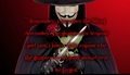 Remember .. Remember - v-for-vendetta fan art