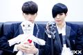 ♥ Ken & Hongbin ♥