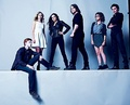 VA Cast Photoshoot - vampire-academy photo
