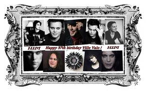 Happy 37th B-day Ville Vallo !