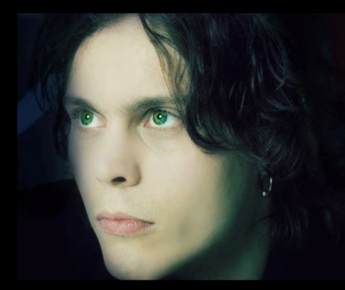 Ville Valo wallpaper probably with a portrait titled Ville Hermanni Valo